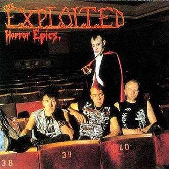 Horror Epics - Image: Exploited Horror Epics
