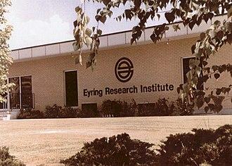 Eyring Research Institute - Eyring Research Institute, Provo, Utah