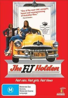 <i>The FJ Holden</i> 1977 film by Michael Thornhill
