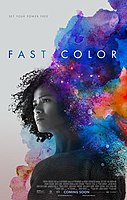 Picture of a movie: Fast Color