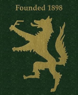 Fox Club (Harvard) - Image: Fox Club Harvard Logo