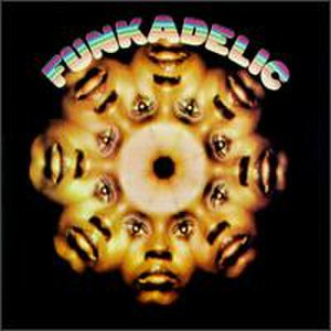 Funkadelic (album) - Image: Funkadelic Funkadelic album cover