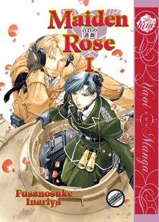 Fusanosuke Inariya - Maiden Rose V1 - June.jpg