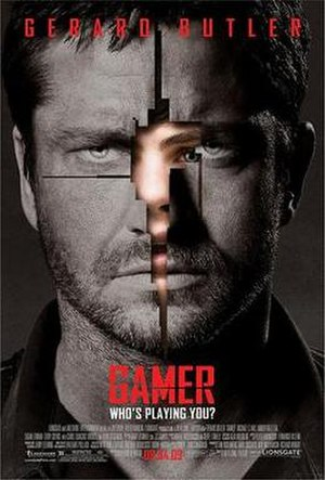 Gamer (film) - Theatrical release poster