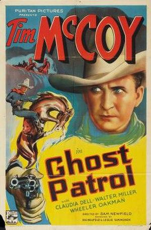 Ghost Patrol - Image: Ghost Patrol poster