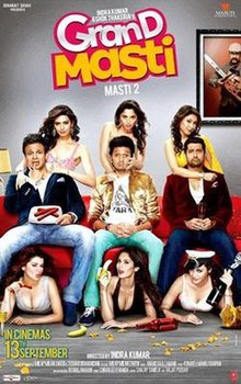 Grand Masti (2013) - Hindi Movie