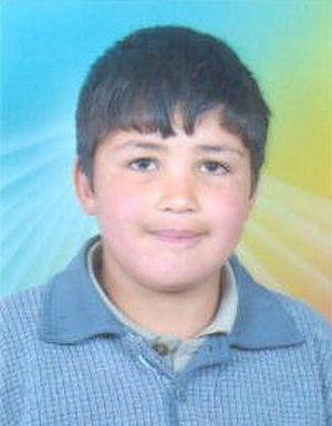 Death of Hamza Ali Al-Khateeb - Image: Hamza Al Khateeb