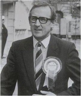 Harold McCusker British politician