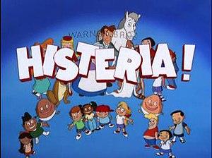 Histeria! - Image: Histeria logo