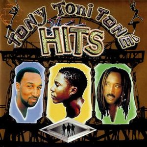 Hits (Tony! Toni! Toné! album) - Image: Hits Tony Toni Tone