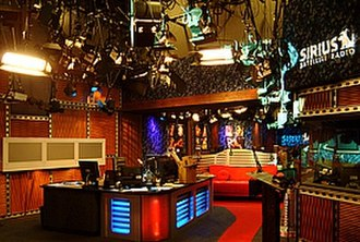 The Howard Stern Show - A state-of-the-art studio was constructed at Sirius for the show in 2005.