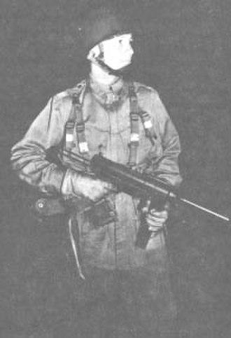 501st Infantry Regiment (United States) - COL Howard Johnson