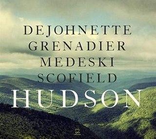 <i>Hudson</i> (album) 2017 studio album by Jack DeJohnette, John Medeski, John Scofield, Larry Grenadier