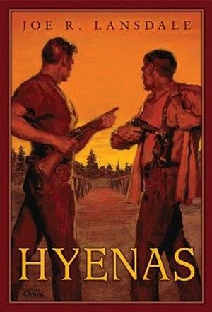 Hyenas: a Hap and Leonard Novella - Subterranean Press trade cover