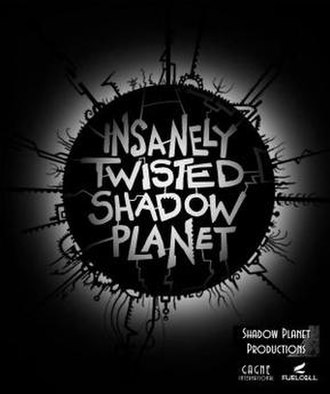Insanely Twisted Shadow Planet - Image: Insanely Twisted Shadow Planet cover