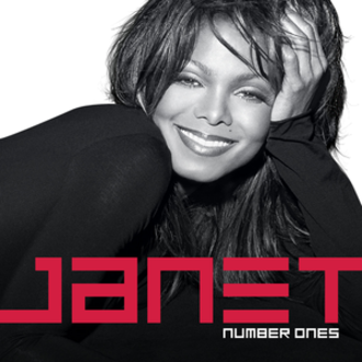 Number Ones (Janet Jackson album) - Image: Janet Jackson Number Ones album cover