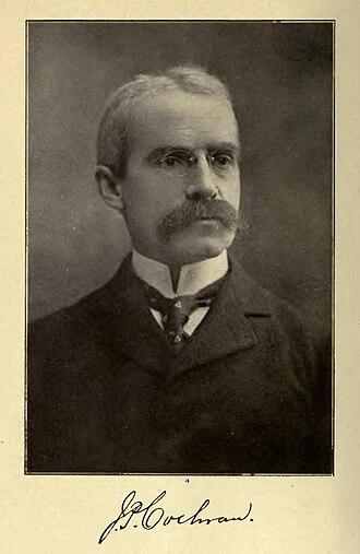 Joseph Cochran - Dr Joseph Plumb Cochran