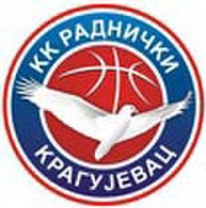 KK Radnički KG 06 - Image: KK Radnički (Kragujevac)