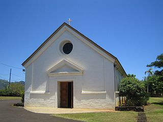 church building in Kauai County, United States of America