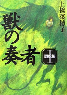 <i>The Beast Player</i> Japanese novel series