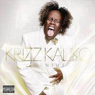 <i>Genius</i> (Krizz Kaliko album) 2009 studio album by Krizz Kaliko