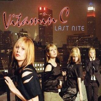 Last Nite - Image: Last nite VC