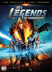Legends of Tomorrow (season 1) - Wikipedia