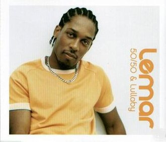 50/50 & Lullaby - Image: Lemar 5050 & Lullaby CD1