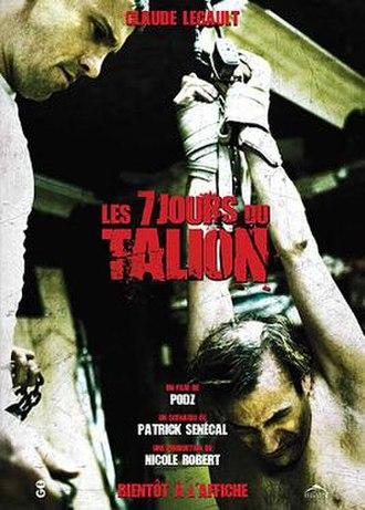 7 Days (film) - Official teaser poster