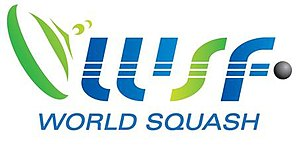 World Squash Federation - Previous WSF Logo