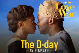 <i>Love Is War</i> (2019 film) 2019 Nigerian comedy drama film
