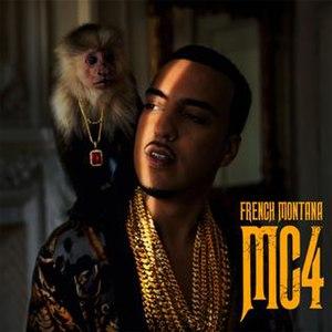 MC4 (mixtape) - Image: MC4Cover Art