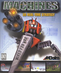 machines the game
