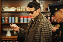 James Franco in the 2012 film Maladies