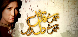 Meray Qatil Meray Dildar - Image: Meray Qatil Meray Dildar (title card)
