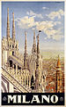 Milano, travel poster for ENIT, ca. 1920.jpg