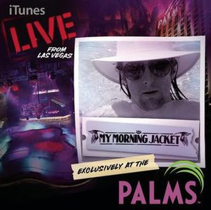 ITunes Live from Las Vegas Exclusively at the Palms - Image: Mmjatthepalms
