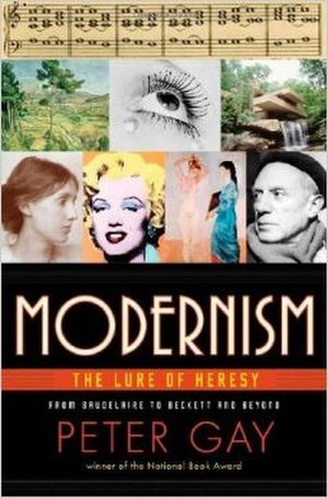 Modernism: The Lure of Heresy - Cover of the first edition