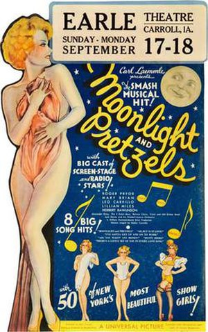 Moonlight and Pretzels - Image: Moonlight and Pretzels (1933)