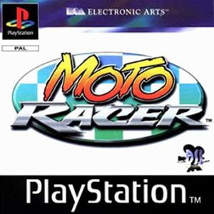 Moto Racer - Image: Moto Racer Coverart