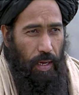 Dadullah Afghan Taliban commander