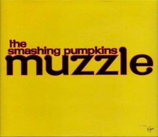 Muzzle (song) 1996 promotional single by The Smashing Pumpkins