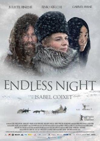 Endless Night (2015 film) - Film poster
