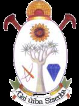 Nama Khoi Local Municipality - Image: Nama Khoi Co A