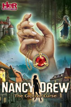 Nancy Drew: The Captive Curse - 250 px