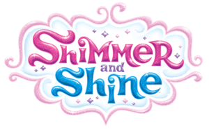Shimmer and Shine - Image: Nickelodeon Shimmer and Shine Logo Original
