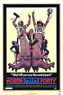 <i>North Dallas Forty</i> 1979 film by Ted Kotcheff