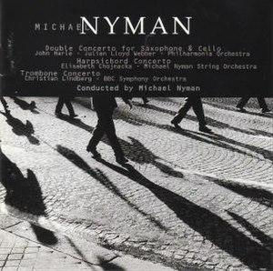 Concertos (Michael Nyman album) - Image: Nymanconcertos