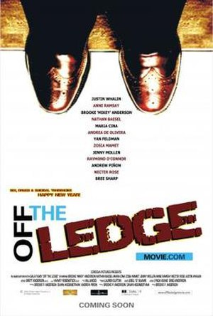 Off the Ledge - Image: Off the Ledge Film Poster