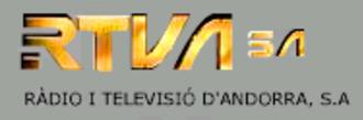 Ràdio i Televisió d'Andorra - Former RTVA logo